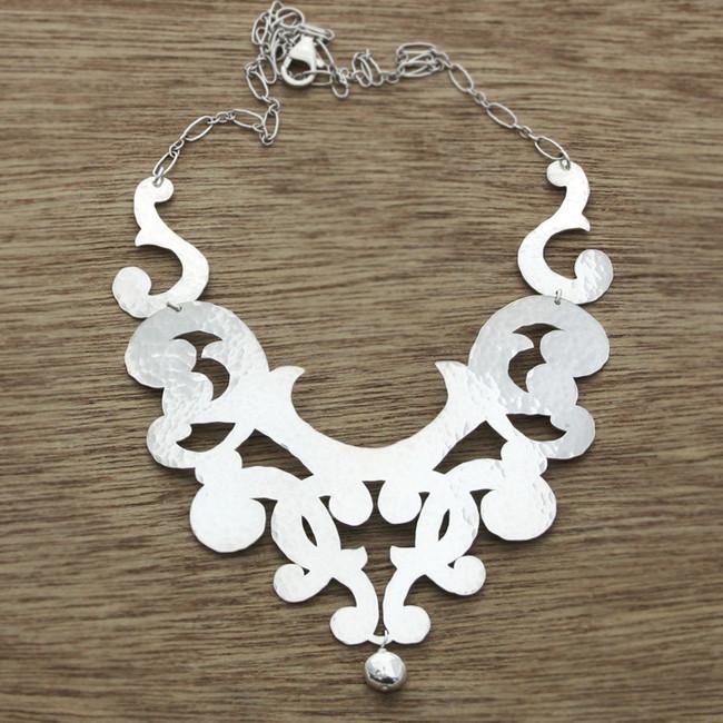 Rococo necklace