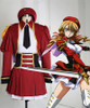 Code Geass Cosplay Oldrin Zevon Costume Set