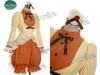 Rozen Maiden Cosplay Kanaria Costume Sweet Lolita Outfit
