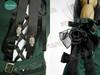 Other color version in pics: dark green+ black
