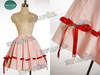 Touhou Project, The Embodiment of Scarlet Devil Cosplay, Remilia Scarlet Costume Outfit