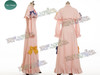 Touhou Project, The Embodiment of Scarlet Devil Cosplay, Patchouli Knowledge Costume Set