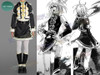 Trinity Blood Cosplay, Ion Fortuna Costume Outfit