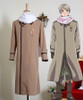 Axis Power Hetalia Cosplay Ivan Braginski (Russia) Costume Long Jacket & Scarf