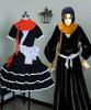 BLEACH Cosplay Yumichika Ayasegawa Inspired Costume Dress Set
