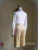 Back View w/o Coat & Waistcoat (Ivory + Golden Ver.)