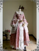 Front View (Pink Brocade + White Ver.)