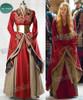 Whole Set (gown & corset) C00501
