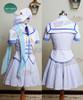 Love live! School Idol Project Cosplay, Sonoda Umi Uniform Costume Set