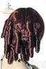 Last Chance: Victorian Lolita/Elegant Gothic:Large Vertical Aristocrat Curls Coil Wig*Chocolate
