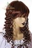 Last Chance: Victorian Lolita/Aristocrat Gothic:Small Vertical Curls Coil Wig*Chocolate