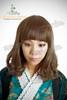 Last Chance: Fine Dull Wig Lolita Curl Hime Cut Medium Length*Sweet Mix Brown-Light