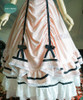 Black Butler / Kuroshitsuji Cosplay, Ciel Phantomhive Dance Ball Dress Maxi Skirt Costume Set* Pink Jacquard Ver.