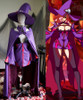 BlazBlue: Centralfiction Cosplay, Great Mage Nine the Phantom (Konoe Ayatsuki Mercury) Costume Set
