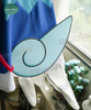 Yu-Gi-Oh! VRAINS Cosplay, Blue Angel Aoi Zaizen Costume Set