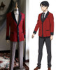 Kakegurui Cosplay, Kaede Manyuda School Uniform Costume Set