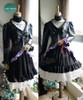 Final Fantasy XIV Cosplay, Edda Blackbosom Costume Set