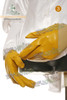 Optional items: a pair of yellow half palm gloves: P00409 $7.21