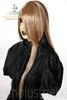 Optional item: long light brown mix wig  W00037: $22.66