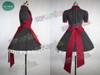 Punk Lolita, Cafe Maid Uniform Set*2 Colors