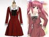 Sono Hanabira ni Kuchizuke wo Cosplay, Oda Nanami School Uniform Costume