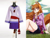 Spice and Wolf Cosplay Horo Costume Set