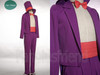 Superjail Cosplay, The Warden Costume Outfit
