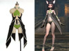 TERA Cosplay Eilene Costume Set