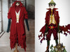 Ao no Exorcist Cosplay Amaimon Outfit