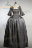 Rococo/Baroque 18th Century Clothing Renaissance Costume Gold Period Costume Vintage Wedding Dress Halloween Cosplay