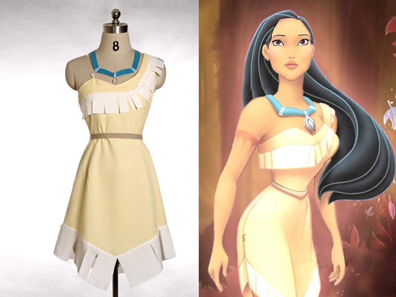 sc 1 st  Fanplusfriend Cosplay & Disney Pocahontas Cosplay Pocahontas Costume Set