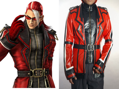 KOF Cosplay, The King of Fighters Another Day, Alba Meira Costume Set