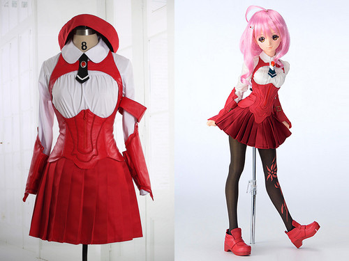 Dollfie Dream Sister Cosplay MOMO Costume Uniform