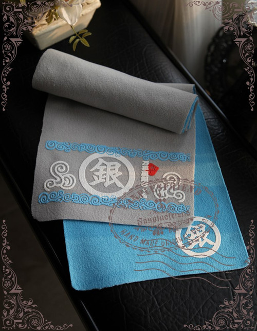 Gintama Two Colors & Prints Warm Shawl (GINTAMA)