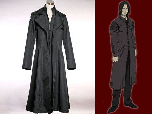 Witch Hunter Robin Cosplay, Amon' Jacket and Trench