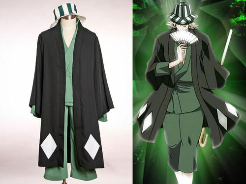 BLEACH Cosplay, Kisuke Urahara Kimono Set
