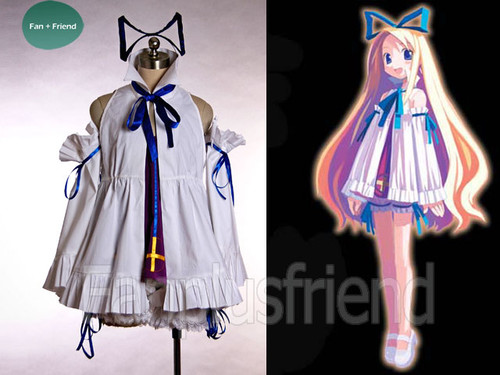 DISGAEA Cosplay, Flonne Outfit