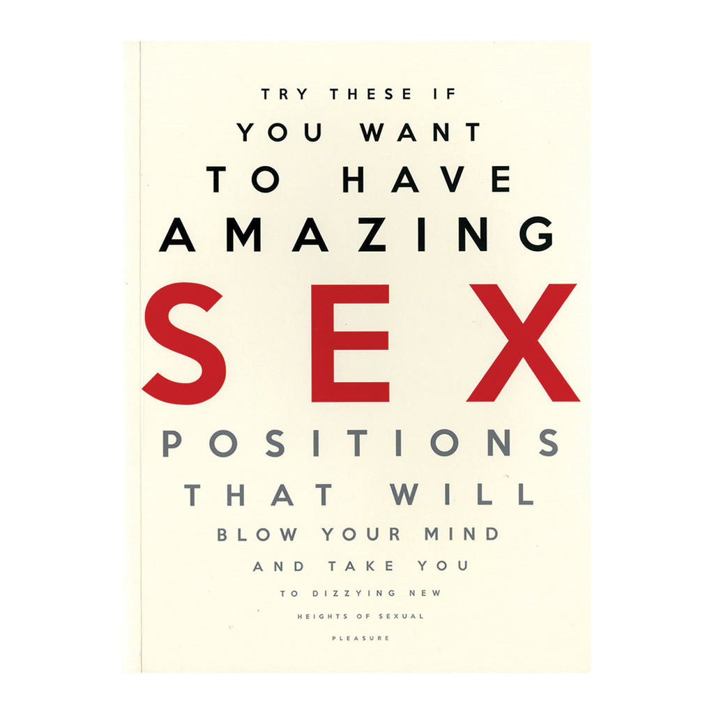 Amazing Sex Positions, Try These...