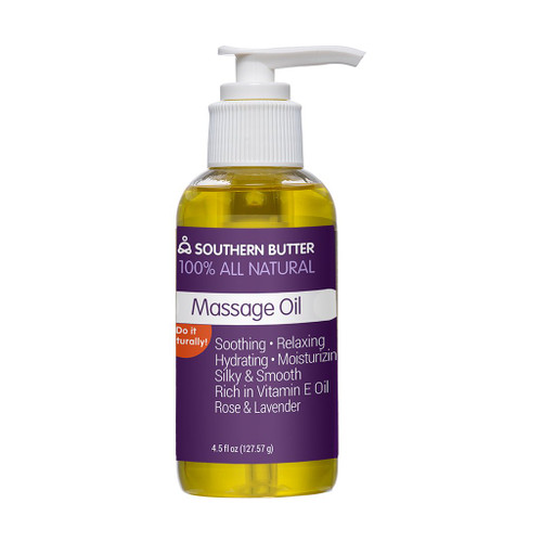 Southern Butter Massage and Sensual Body Oil