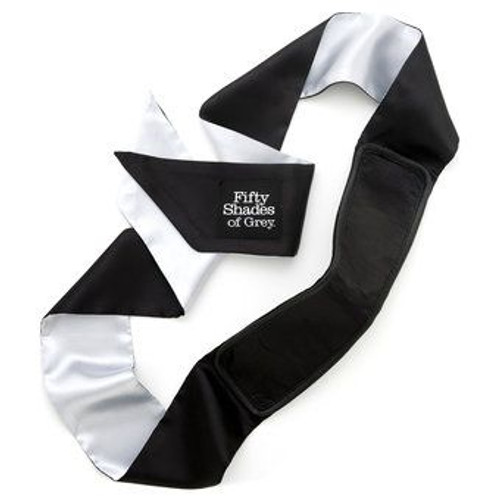 Fifty Shades of Grey - All Mine Delux Blindfold