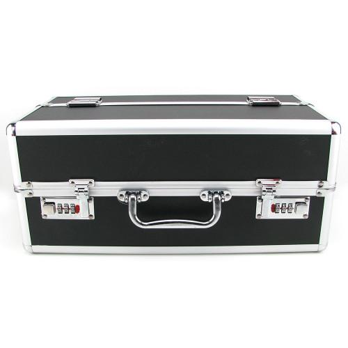 BMS Enterprises Lockable Vibrator Case - Large, Black