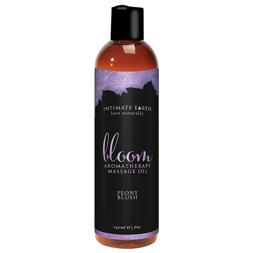 Intimate Earth Bloom Massage Oil