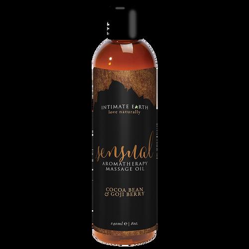 Intimate Earth Sensual Massage Oil