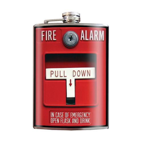 Trixie & Milo Flask - Fire Alarm