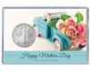 Mother's Day Silver Eagle Acrylic Display - Truck Theme