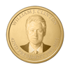 Bill Clinton Presidential Commemorative Coin