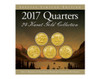 2017 24Kt Gold Annual Quarter Collection