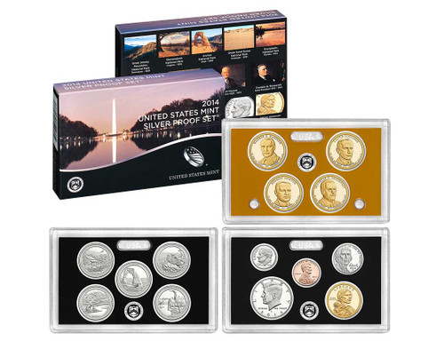 2014 Silver Proof Set