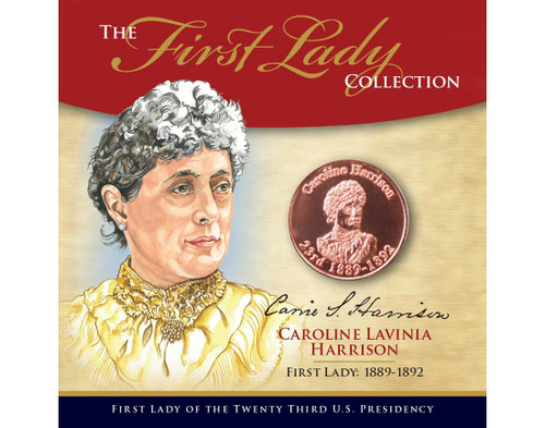 Caroline Harrison First Lady Collection