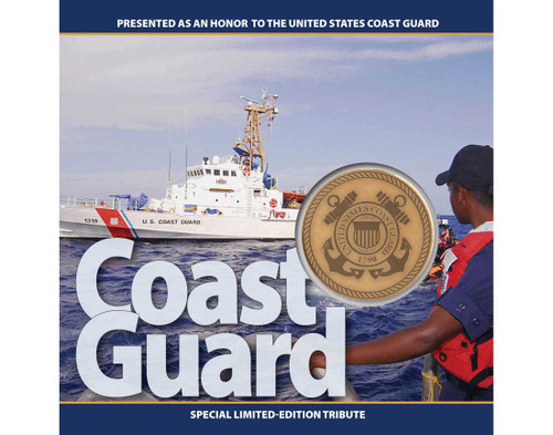 Coast Guard Challenge Coin Tribute Collection